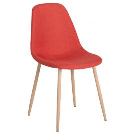 Трапезен стол-511 S т.оранжев