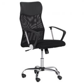 Офис стол-6590 черен