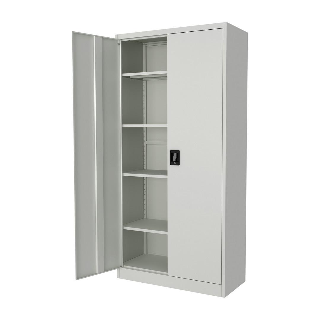 Архивен метален шкаф - 900/400/1850