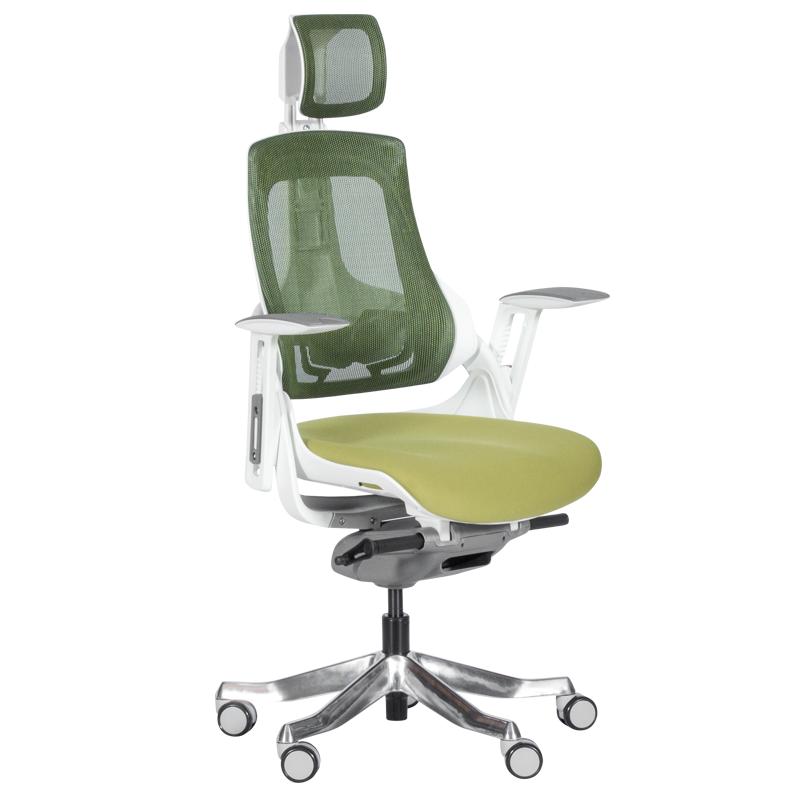 Офис стол-Ambra зелен