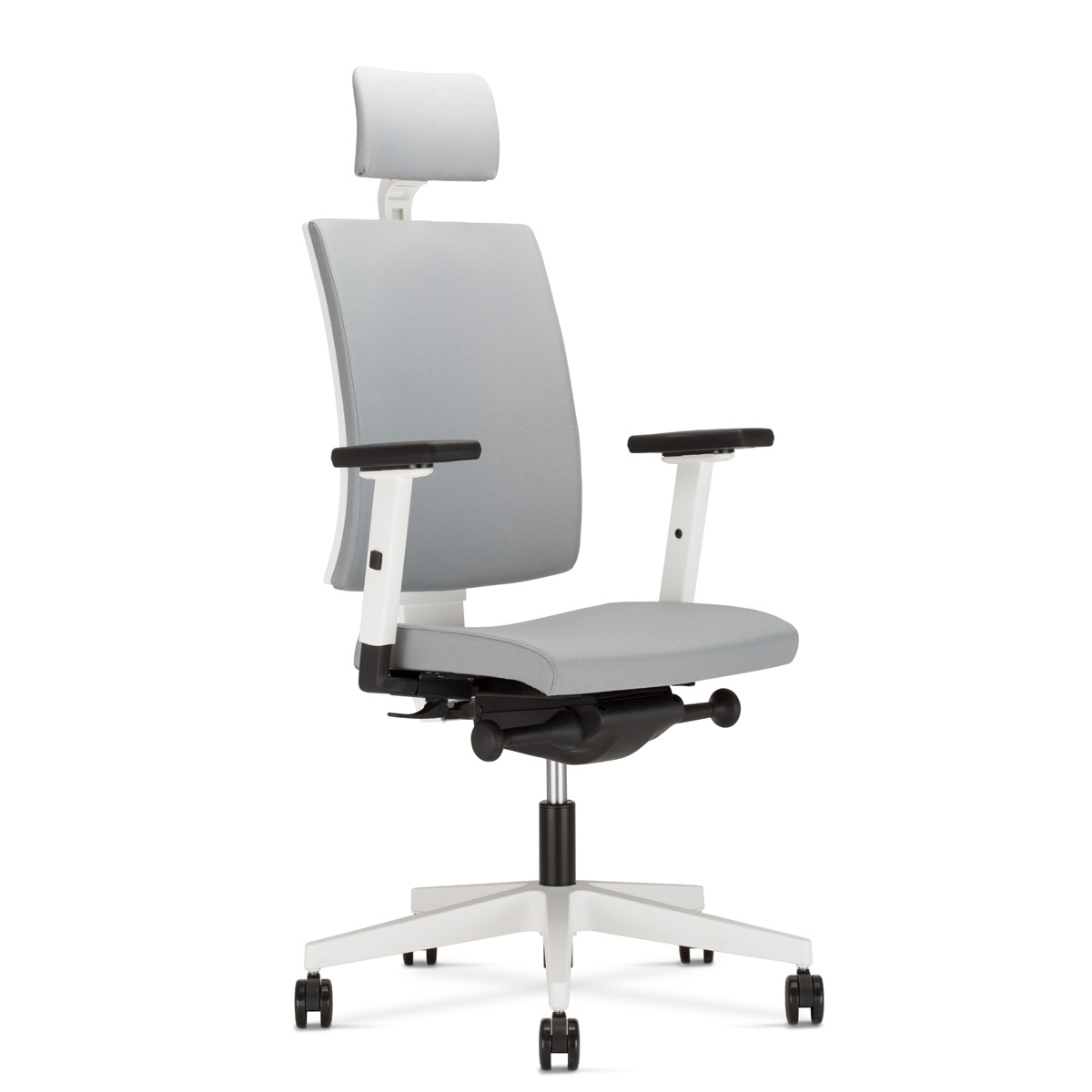 Работен стол - Navigo UPH с опора за глава