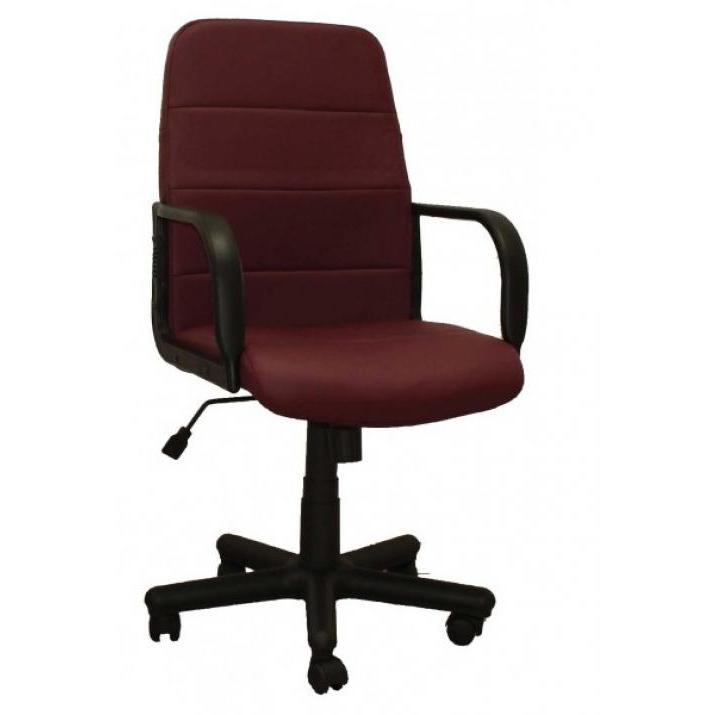 Офис стол - Booster бордо