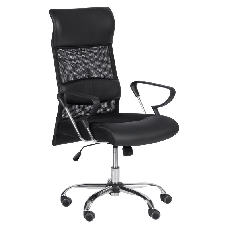 Офис стол - 7538 черен