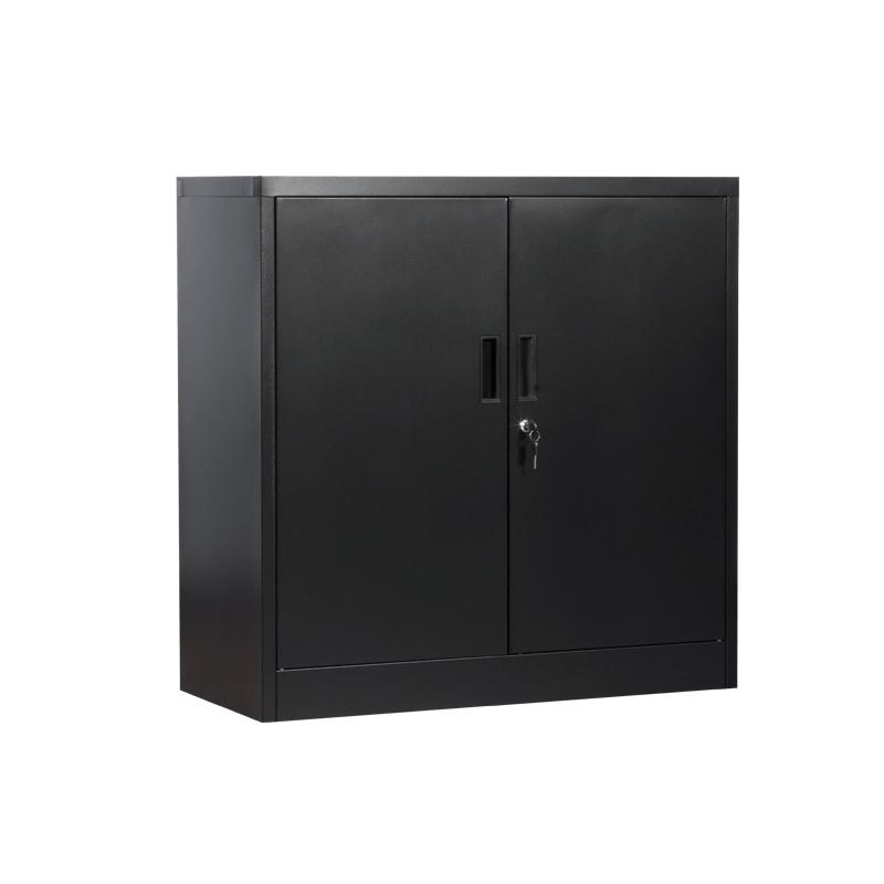 Метален шкаф - CR 1233 E SAND черен