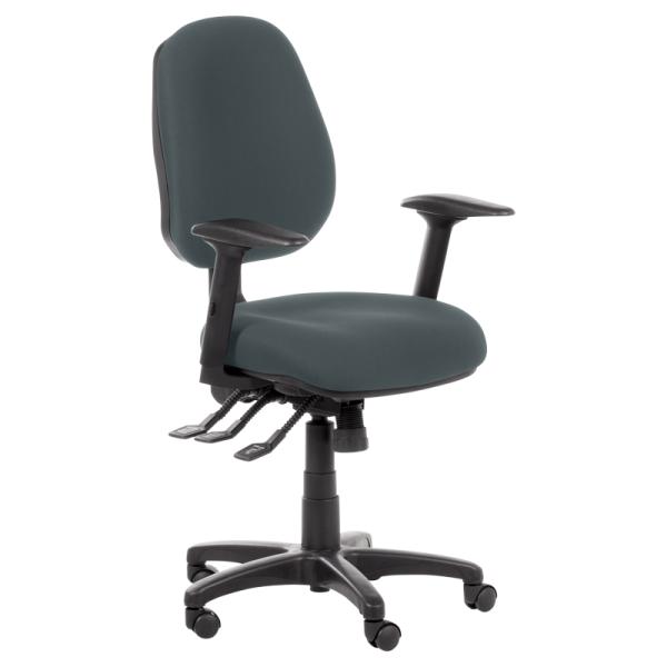 Офис стол-Danila сив