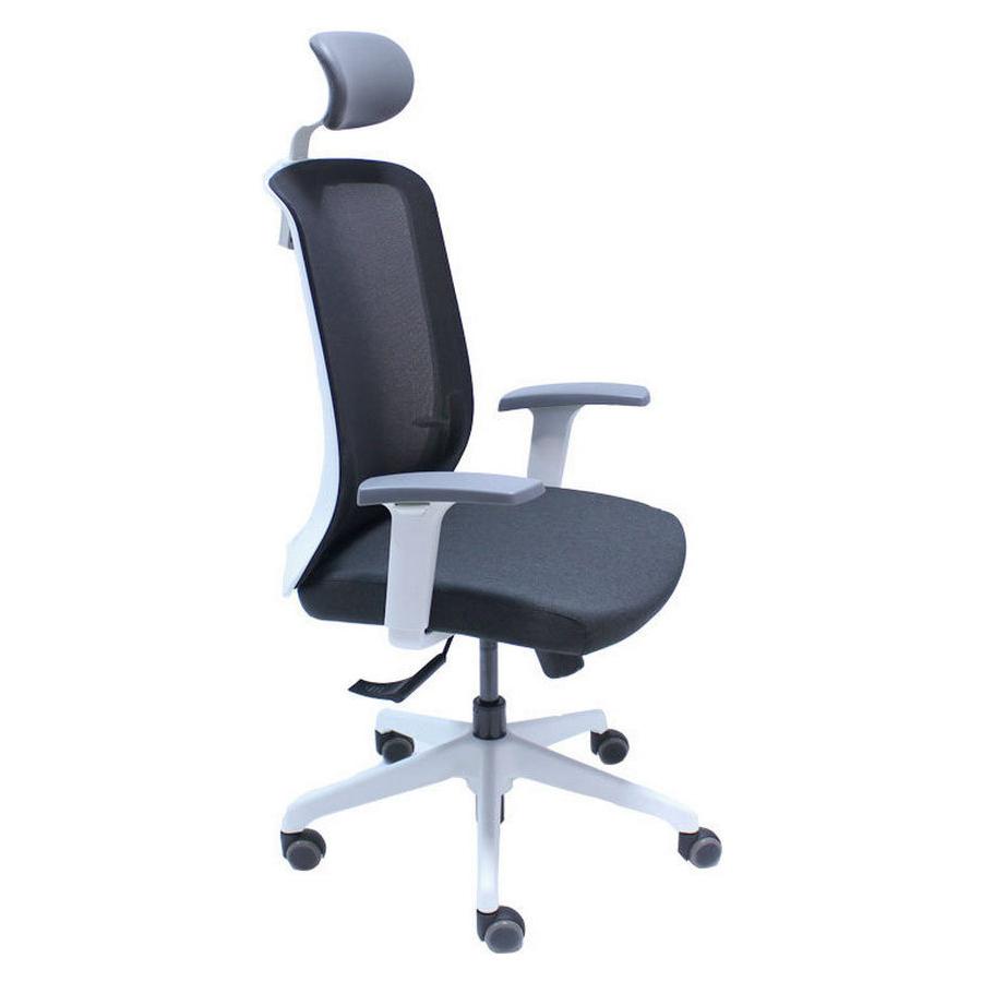 Офис стол - Matador HB черно-бял