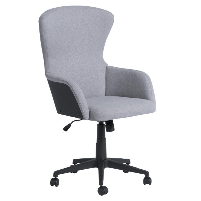 Офис кресло Lili - сиво