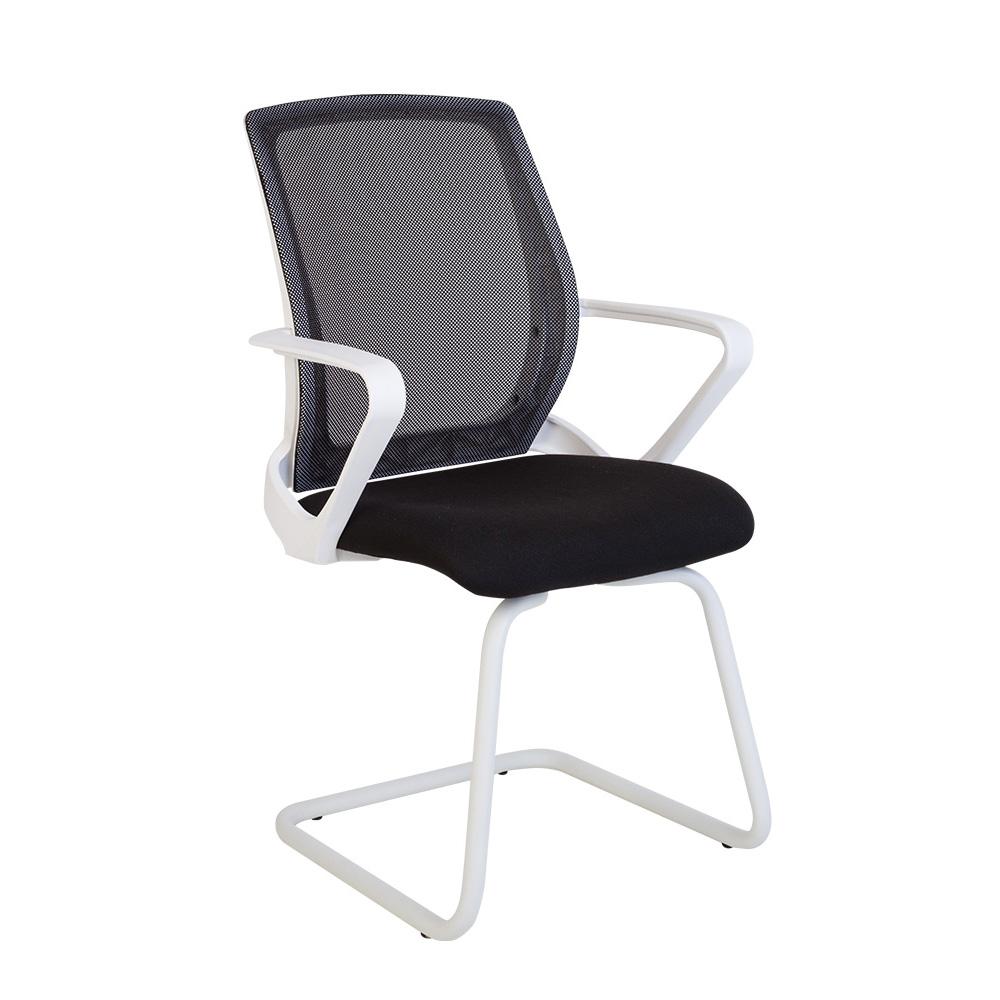 Посетителски стол - Fly CF бял