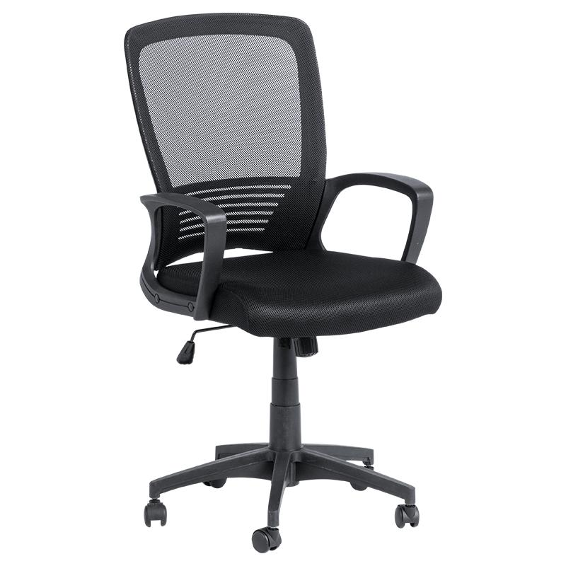 Офис стол 7038 - черен
