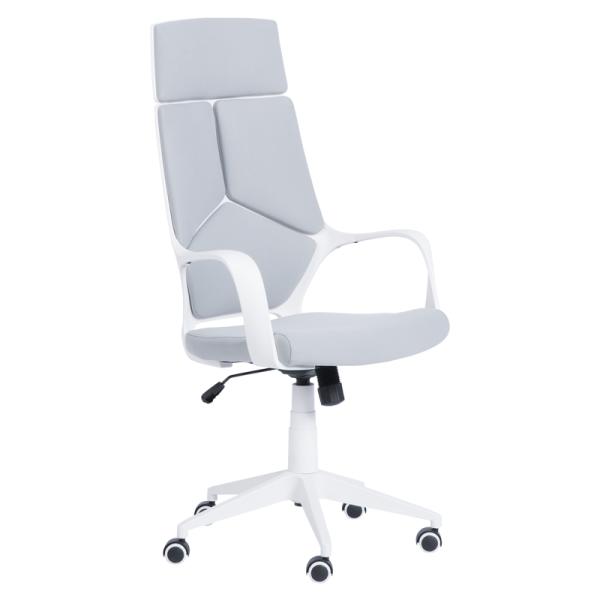 Офис стол - 7500 светло сив