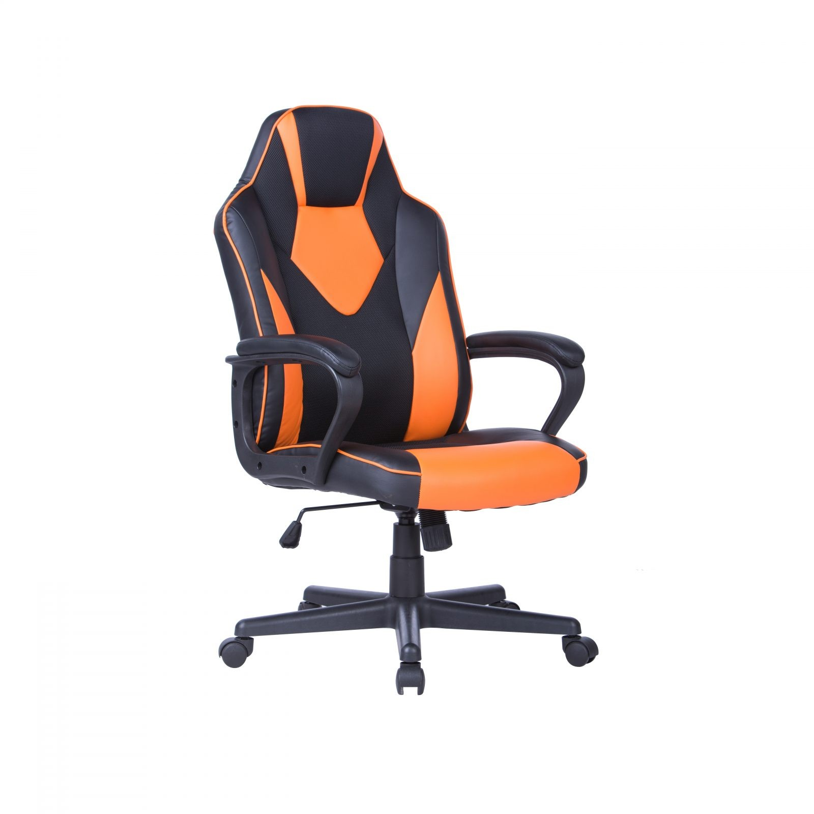 Офис стол - Storm оранжев
