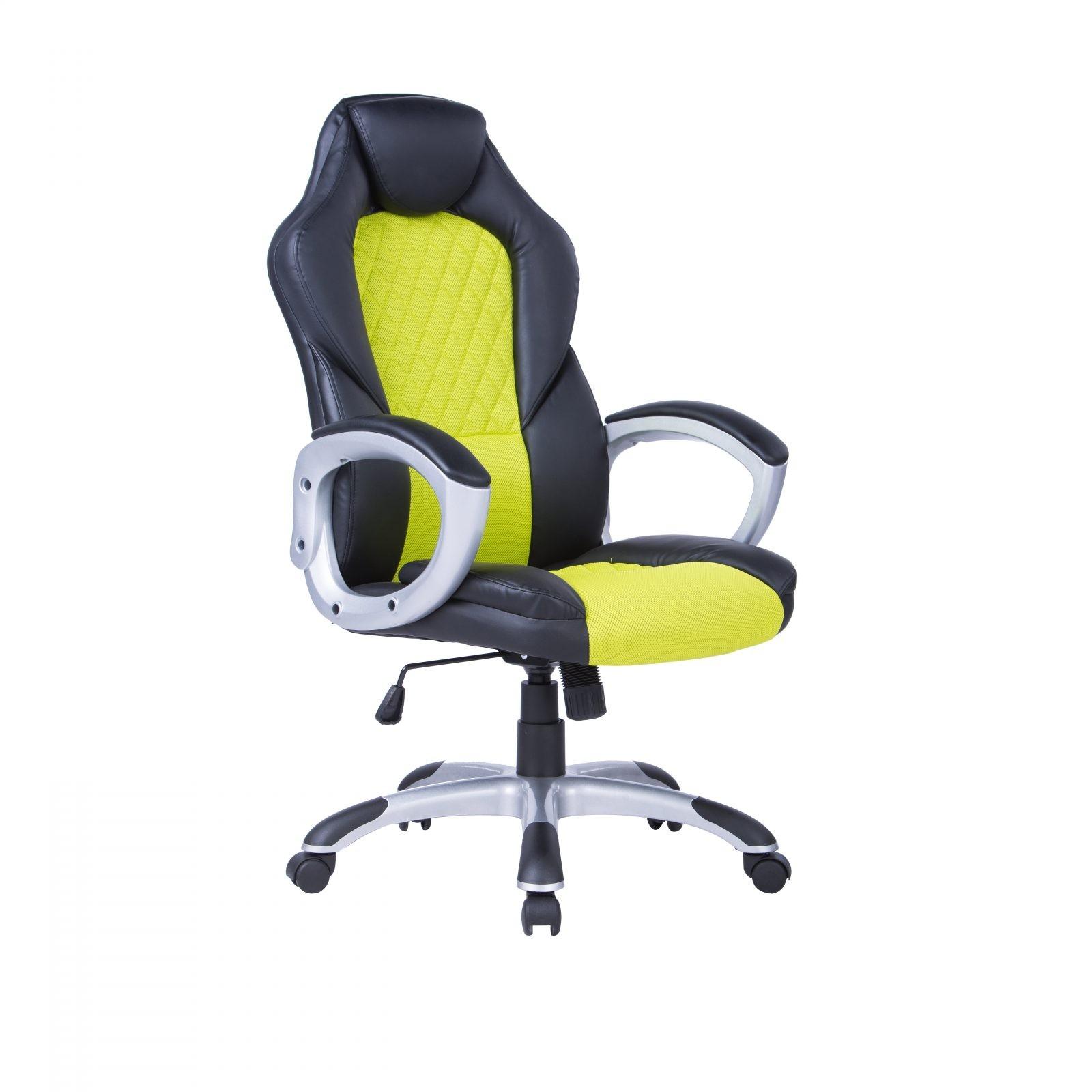 Офис стол - Viking зелен