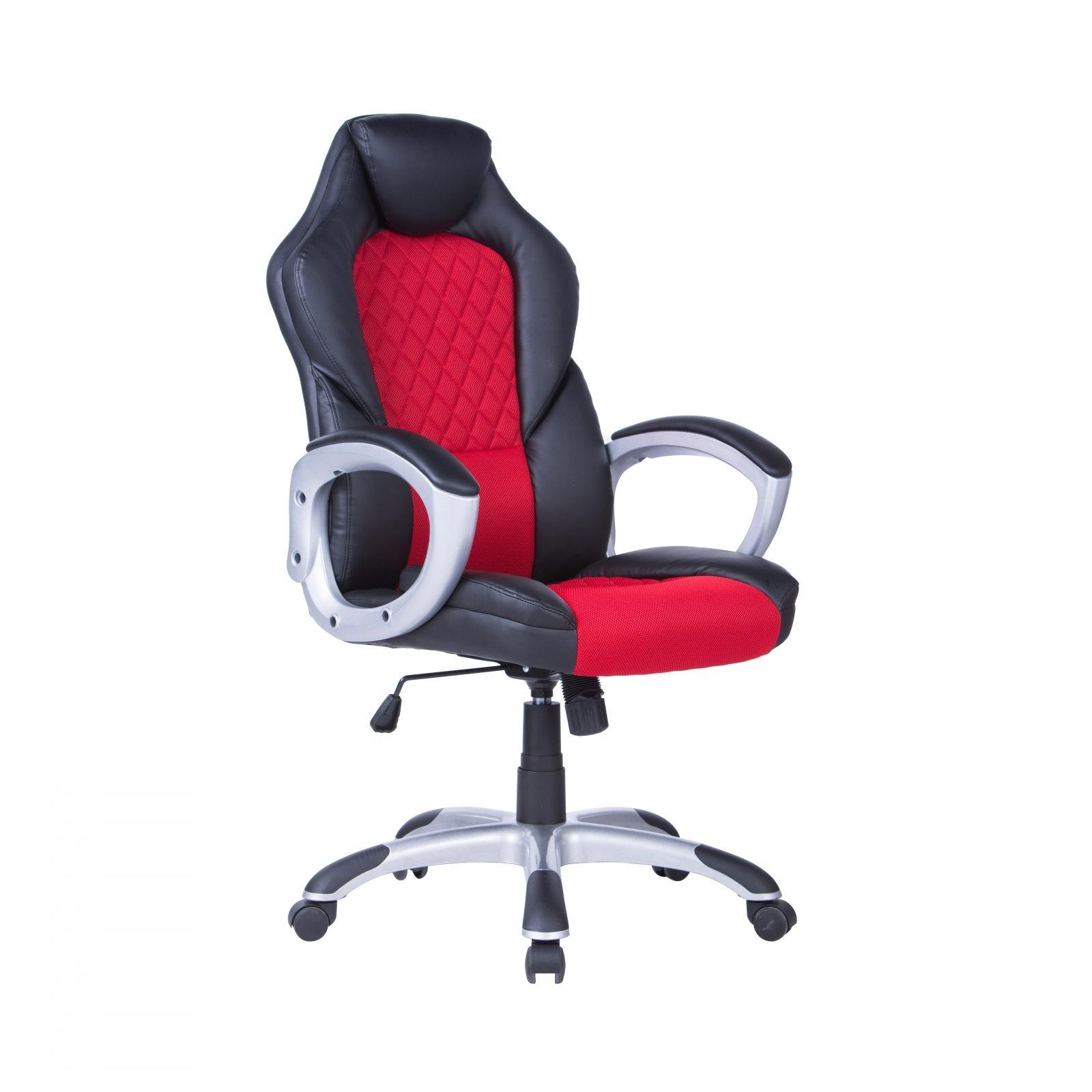 Офис стол - Viking червен