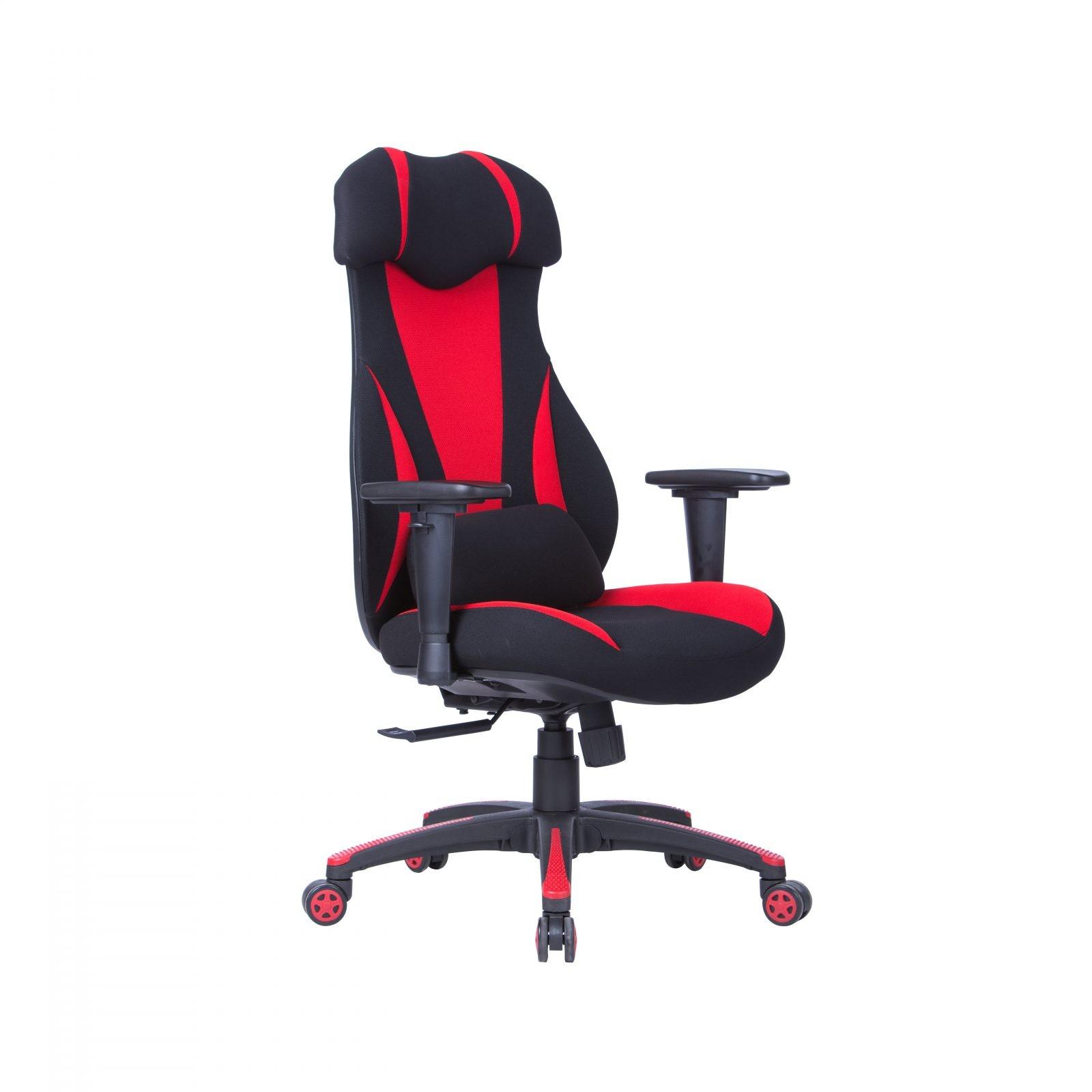 Офис стол - Dragon червен