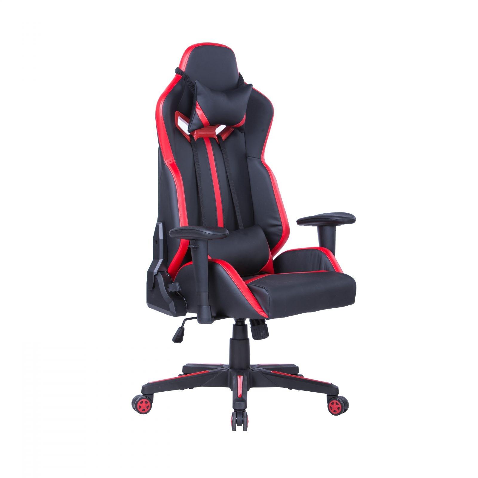 Офис стол - Escape червен