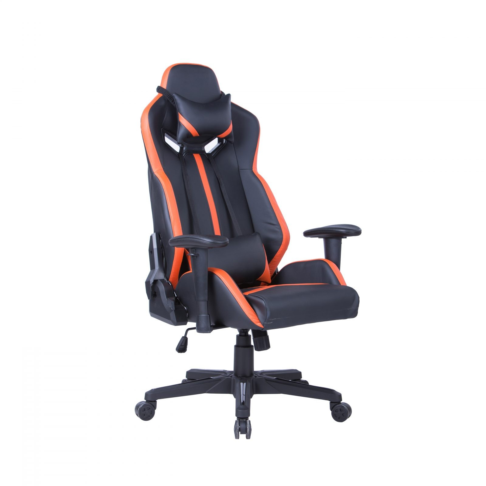 Офис стол - Escape оранжев