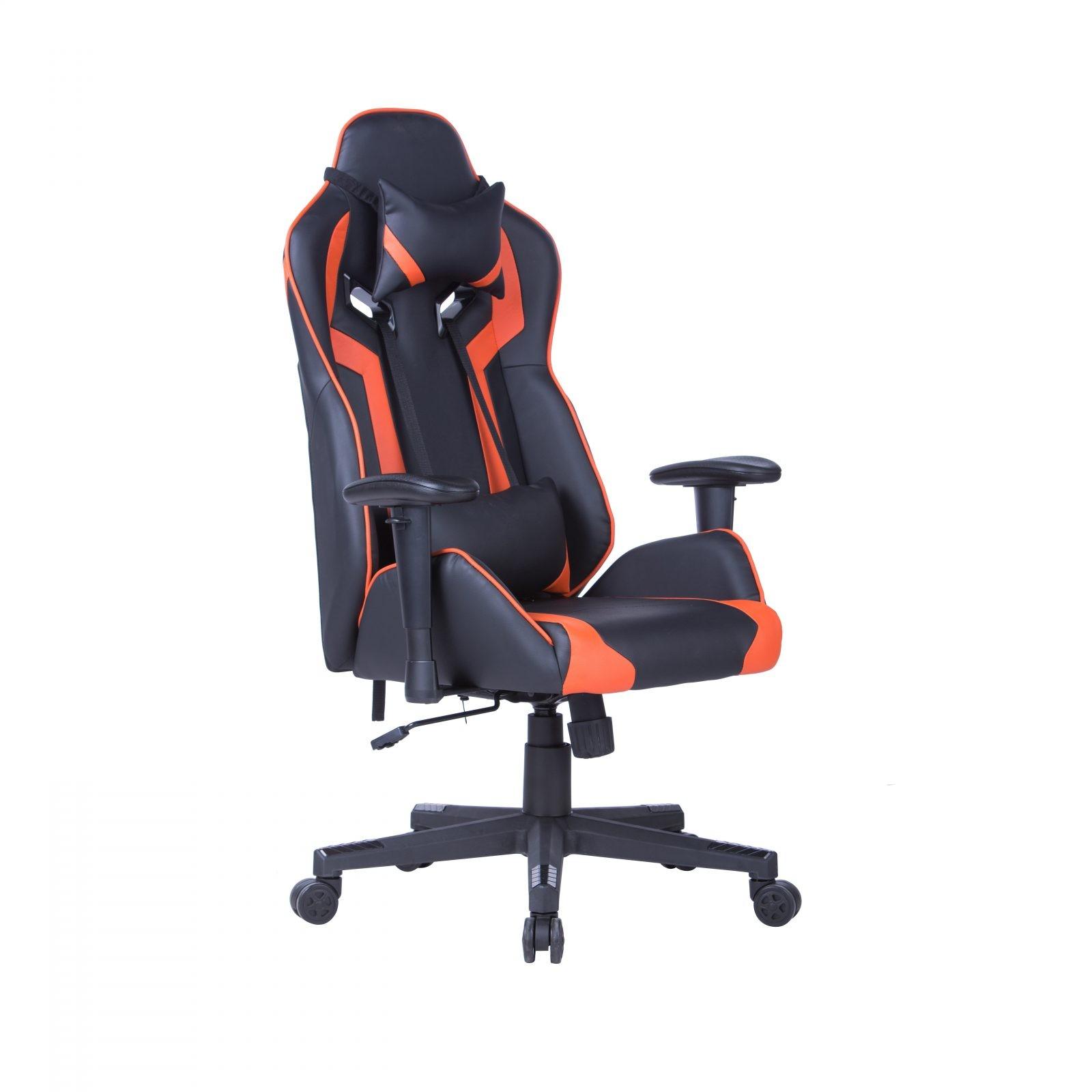 Офис стол - Craft оранжев