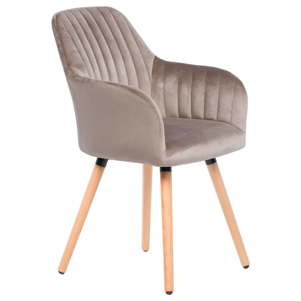 Трепезен стол - 9970 пясъчно