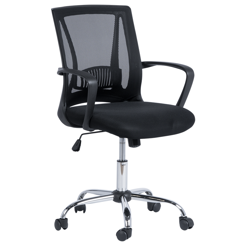 Офис стол 7040 - черен
