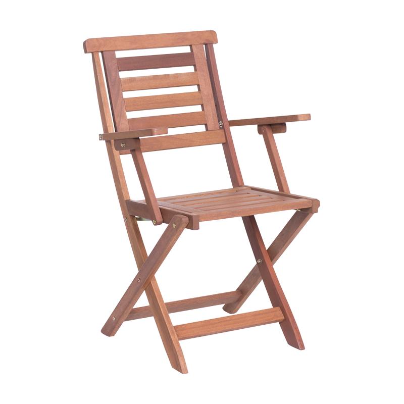 Градински дървен стол - NILS