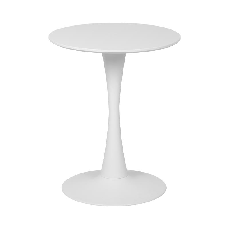 Бар маса Magnolia B 60 - бяла