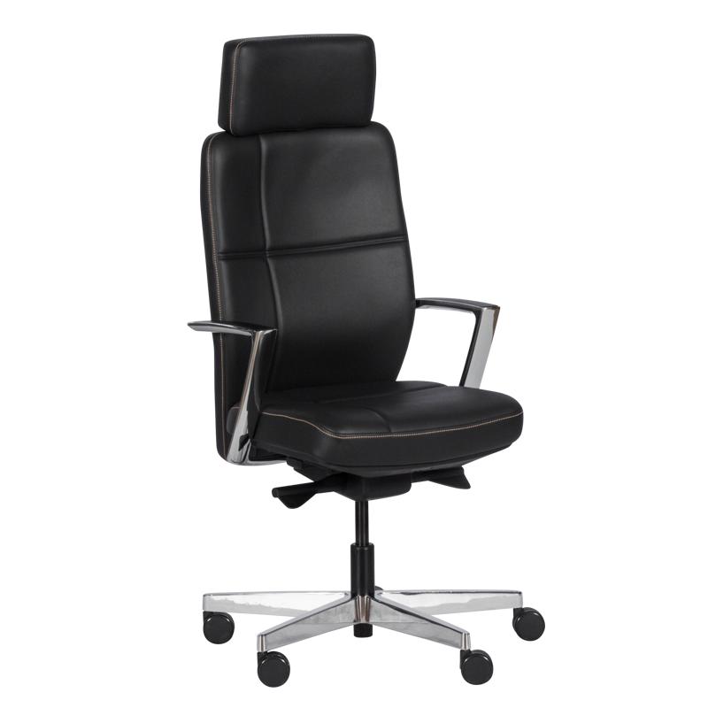 Офис стол GOBI - черен
