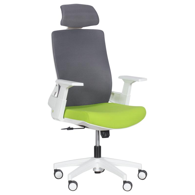 Офис стол - 7546 зелен