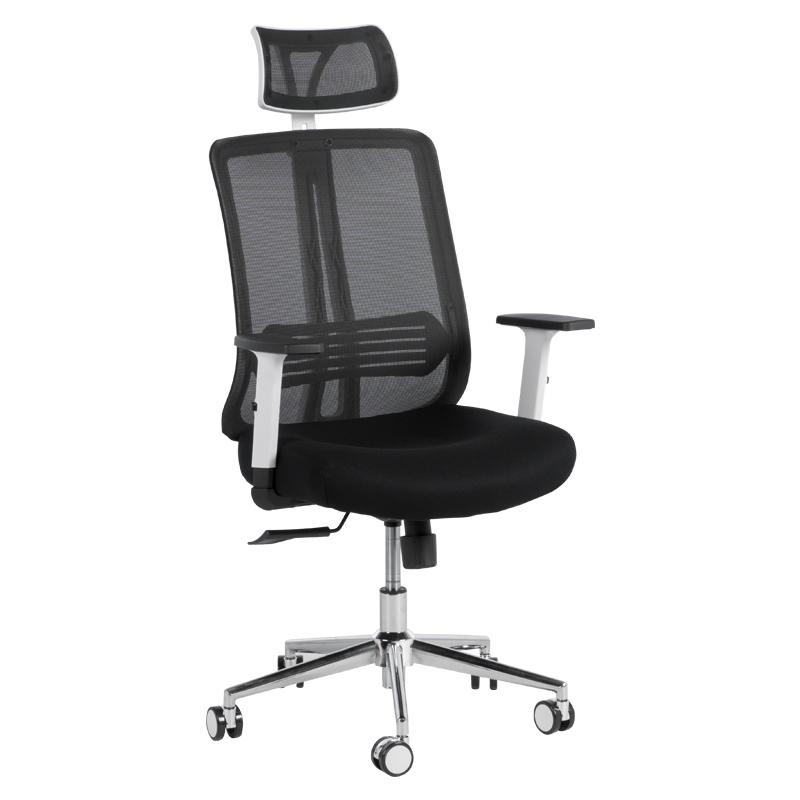 Офис стол - LORENA LUX черен