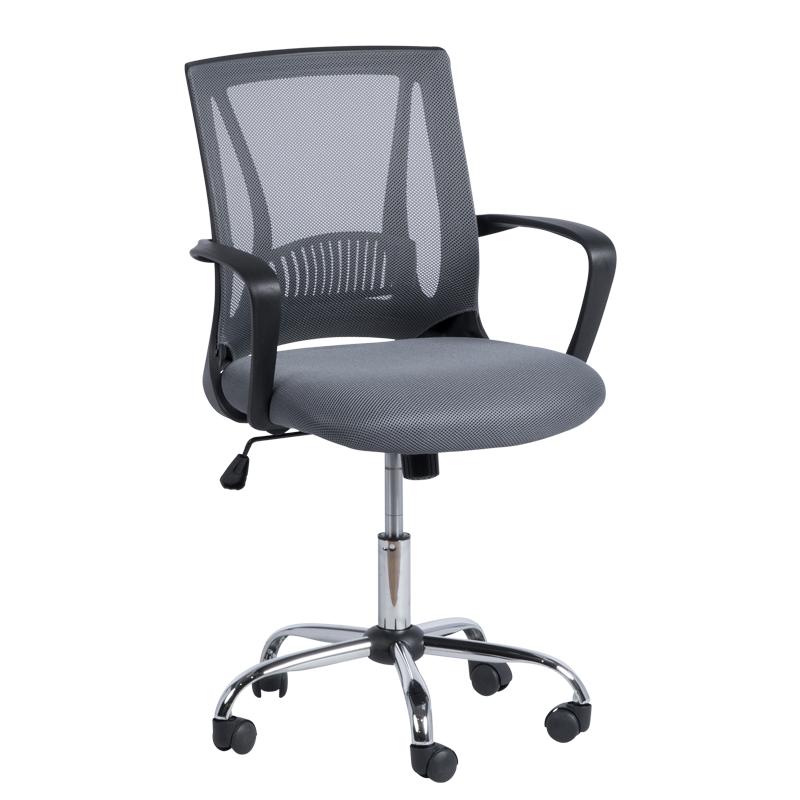 Офис стол 7040 - сив