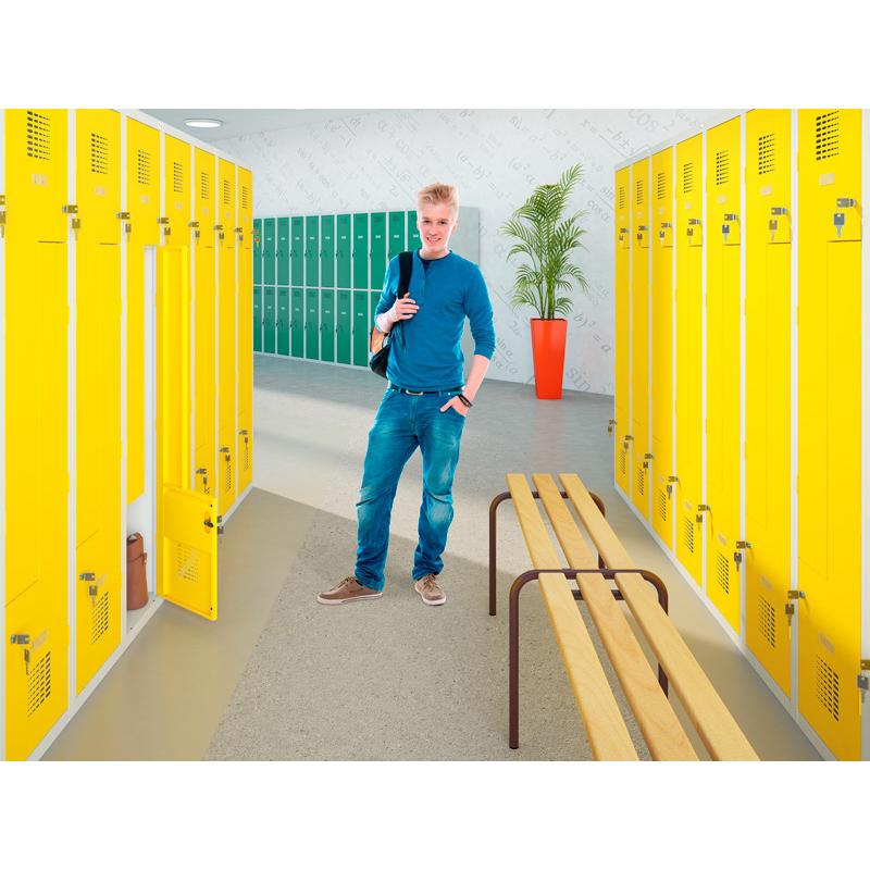 Метални гардероби - Sul W2 - 400 mm