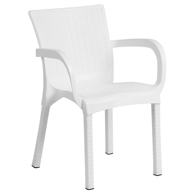 Градински стол MAMBO - бял
