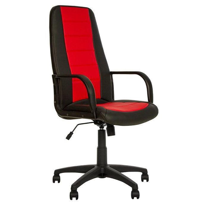 Геймърски стол Turbo - черен/червен