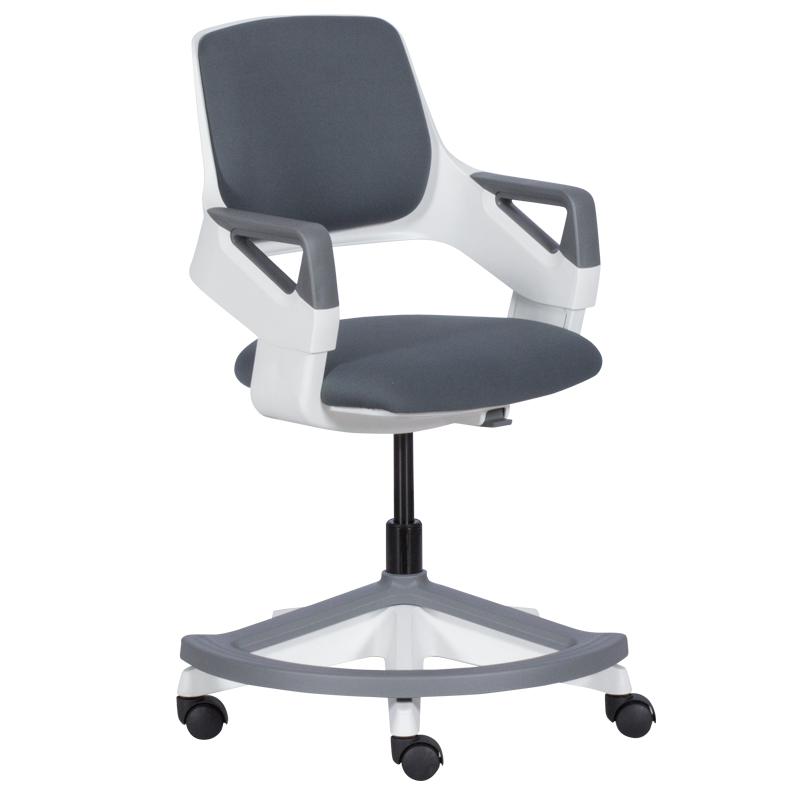 Детски стол - Clever сив