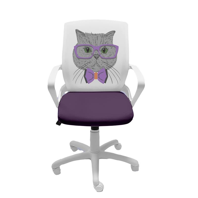 Детски стол Fly Girls - Cat