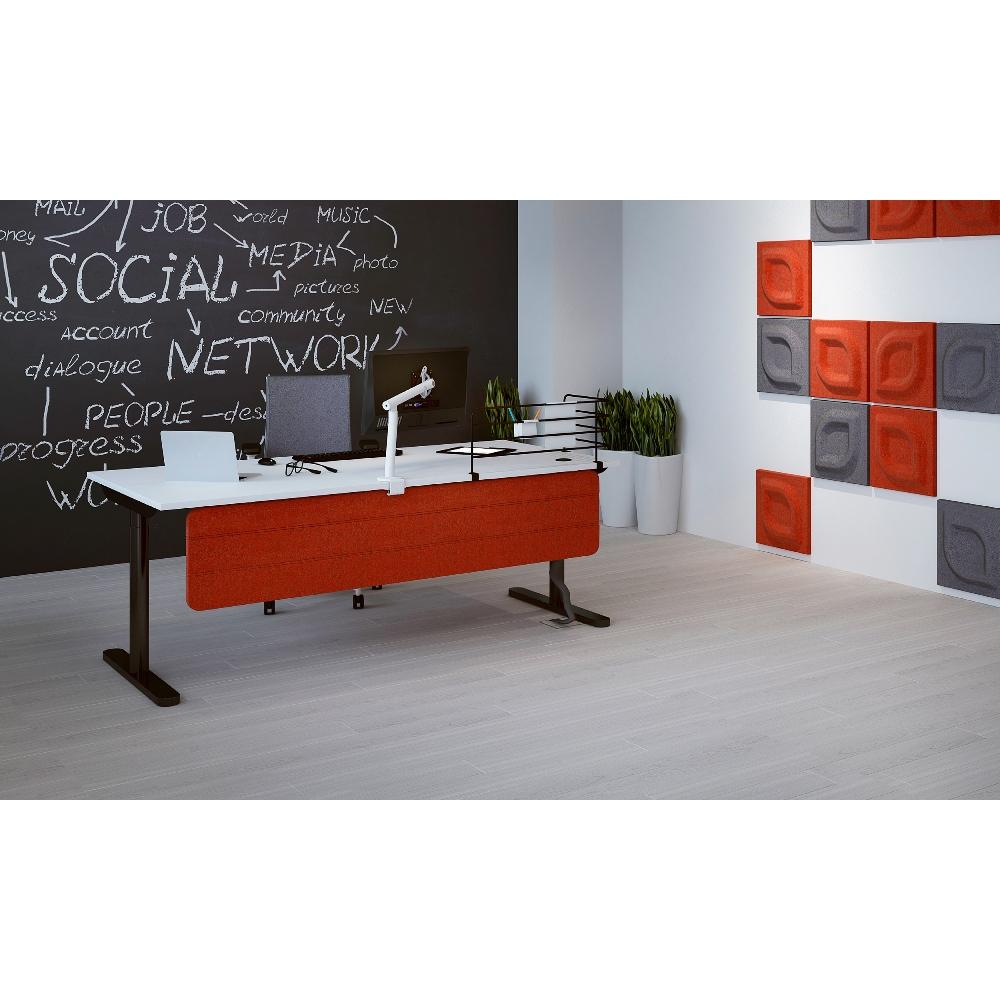 Акустичен стенен квадратен панел - Formo 2