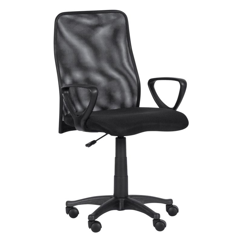 Офис стол - 7054 черен