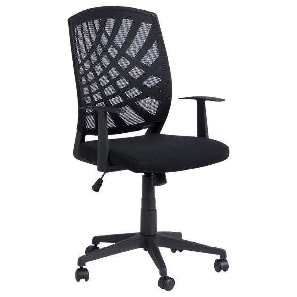 Офис стол - 7029 черен