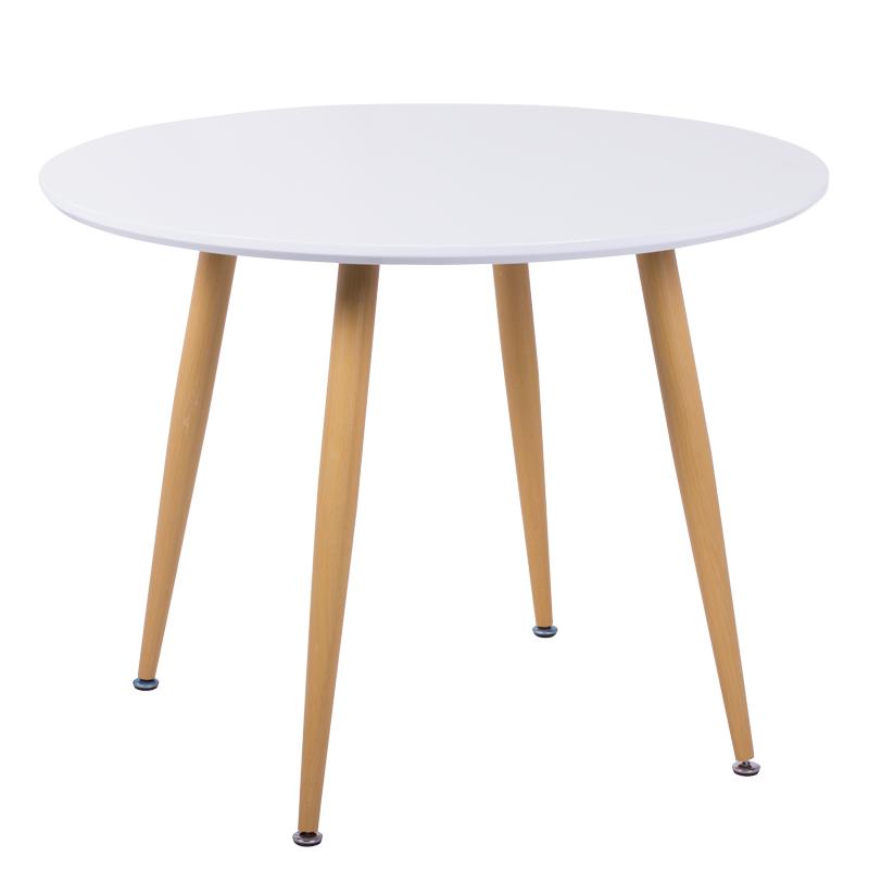 Трапезна маса Sabina - бяла