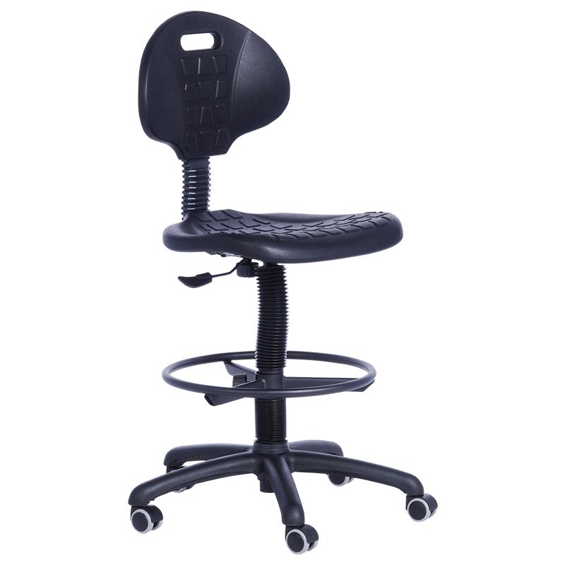 Офис стол Parther - черен