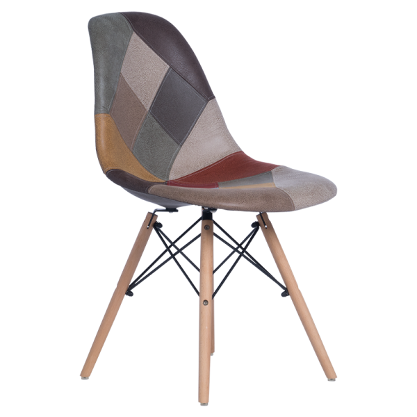 Трапезен стол - 9966 Х кръпки