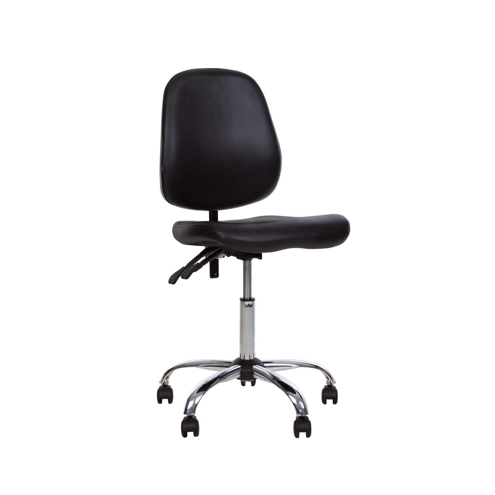 Работен стол - Medico черен