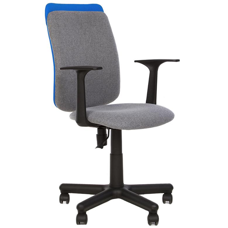 Работен стол - Victory сив/син