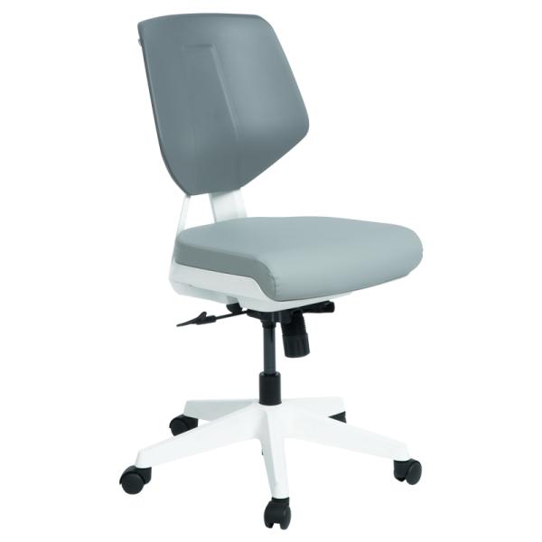 Офис стол SMART Lux - сив SIL