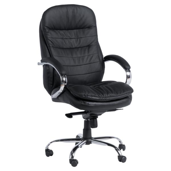 Офис стол - 8113 черен