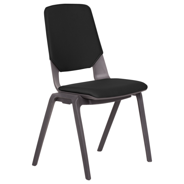 Посетителски стол Limber - черен