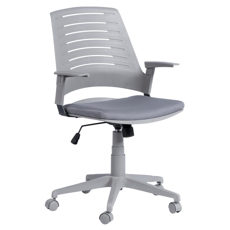 Офис стол 7030 - сив