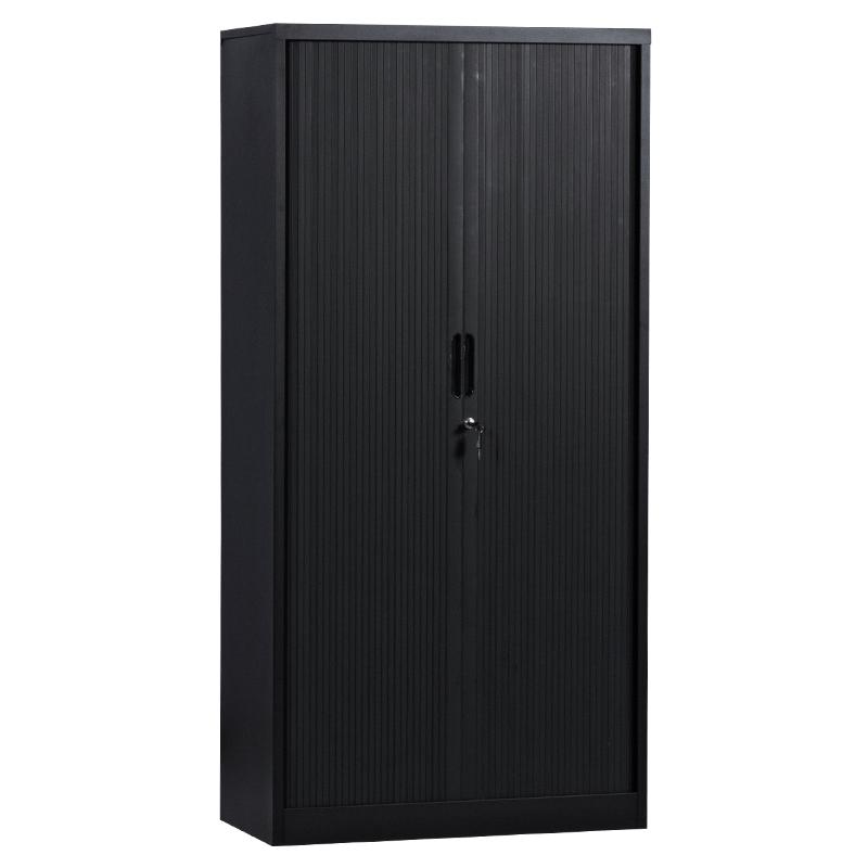 Метален шкаф - CR 1279 L SAND черен