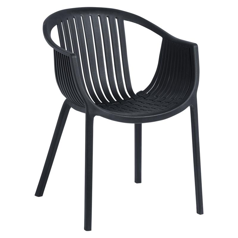 Трапезен стол 9941 - черен