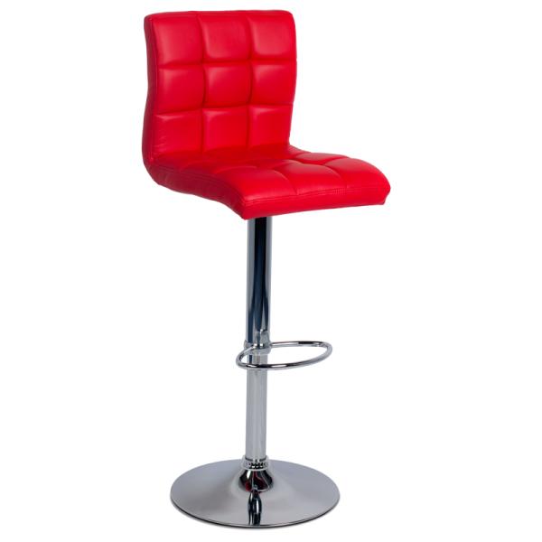 Бар стол - 3063 червен