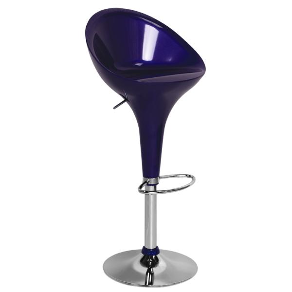 Бар стол - 3070 лилав